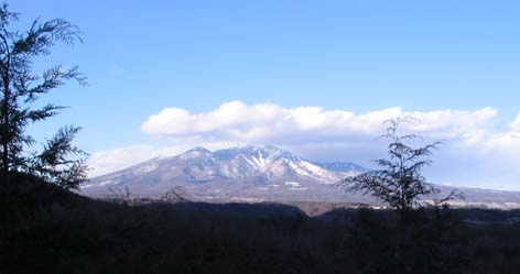 H251228八ヶ岳