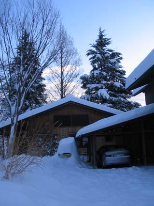 H260209雪景色②