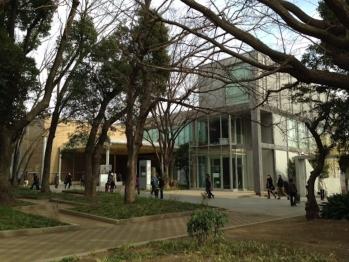 上野の森美術館1改