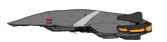 装甲空母その1