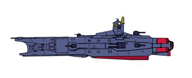 サラミス改級巡洋艦