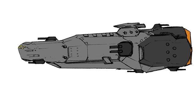 コルベット艦その2