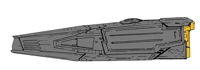 ステルスミサイル駆逐艦