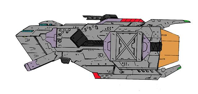 ペルグリン級戦闘艦