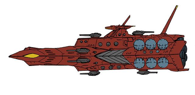 戦艦レルルーラー級