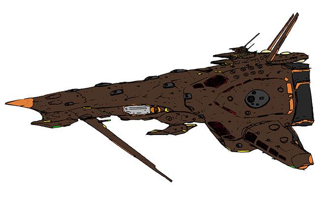 戦艦その2