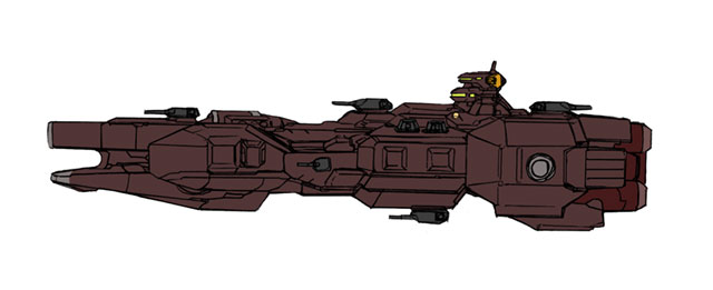 連合軍 ネルソン級戦艦