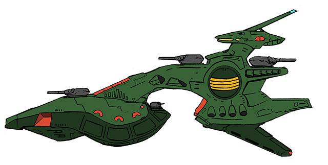巡洋艦エンドラ級