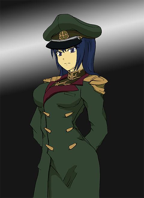 ネオジオン将校