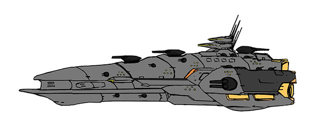 軽巡洋艦その2