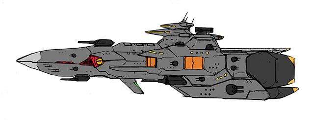 軽巡洋艦その1