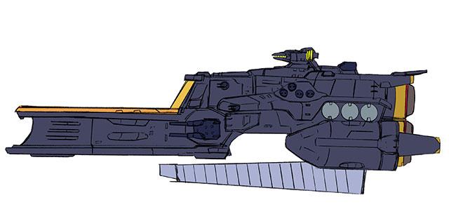 クラップ級巡洋艦