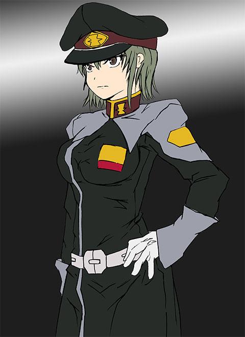 ザフト将校