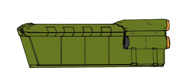 輸送艦ミストラル