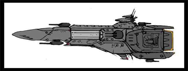 カタリナ社巡洋艦1