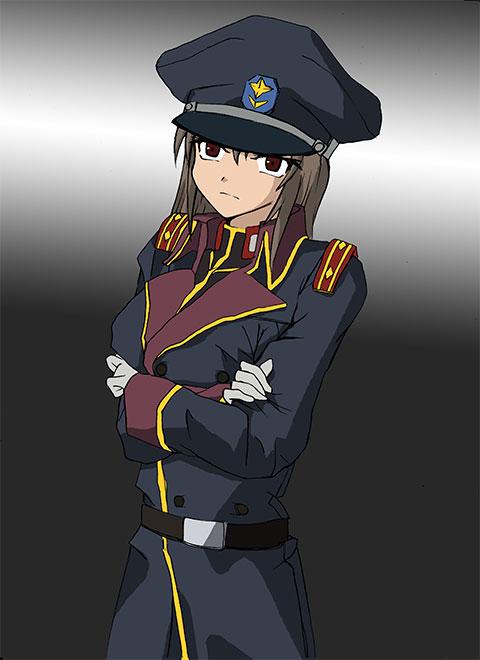 連邦軍ロンドベル将校