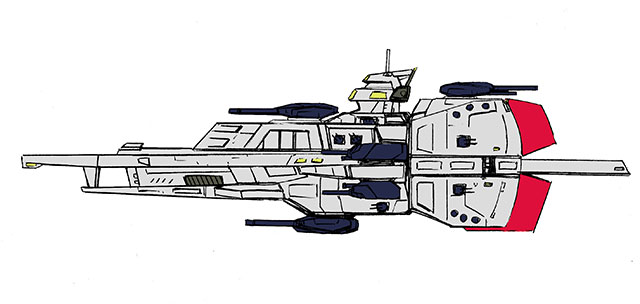 アイリッシュ級戦艦