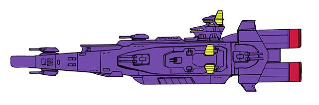 マゼラン級戦艦