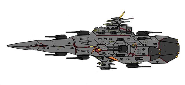 シャロンホスト級戦艦