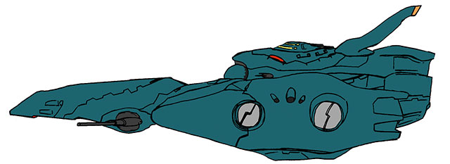 ナスカ級高速戦闘艦