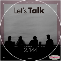 2AM Lets Talk(韓国盤) 汎用