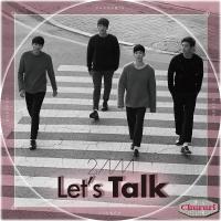 2AM Lets Talk(韓国盤)☆ 汎用