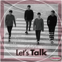 2AM Lets Talk(韓国盤)☆