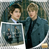 Time Works Wonders Single, Maxi汎用