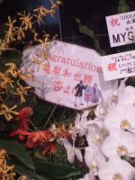 DREAM BOYS 杏ちゃんのお花