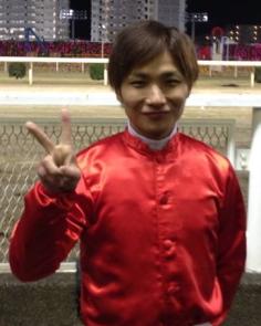 131231山崎誠士騎手リーディング