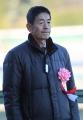 表彰式:岡田オーナー _1