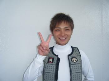 130910山崎誠士騎手がSJTワイルドカード出場