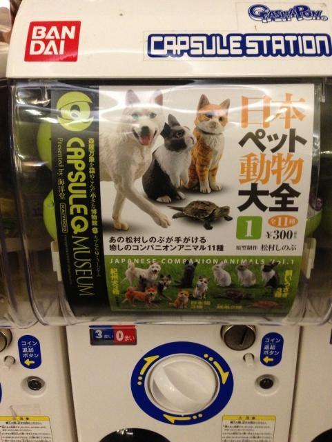 日本ペット動物大全1