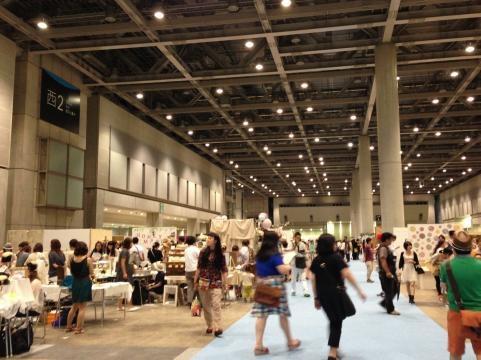 『HandMade In Japan Fes' 2013』会場