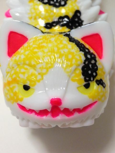 ネコツインテールver三毛猫4