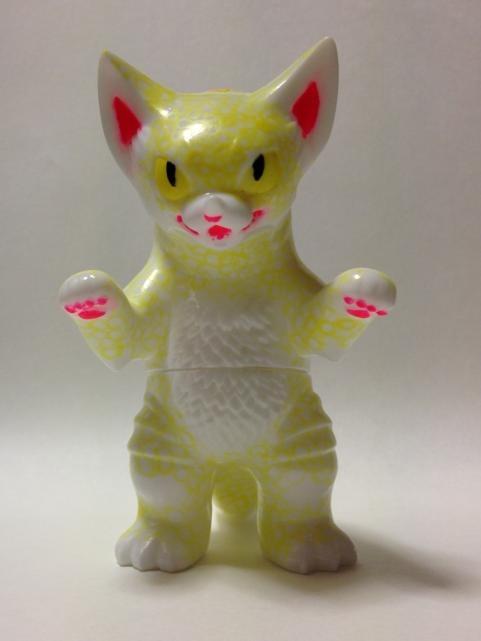 ネコゴモラverトラ猫1