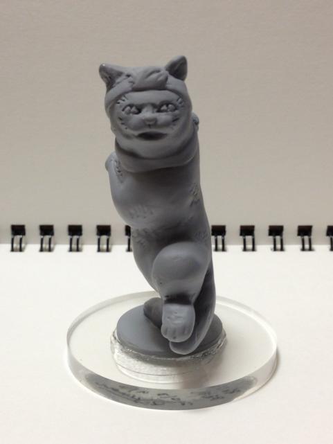猫じゃ阿形原型3