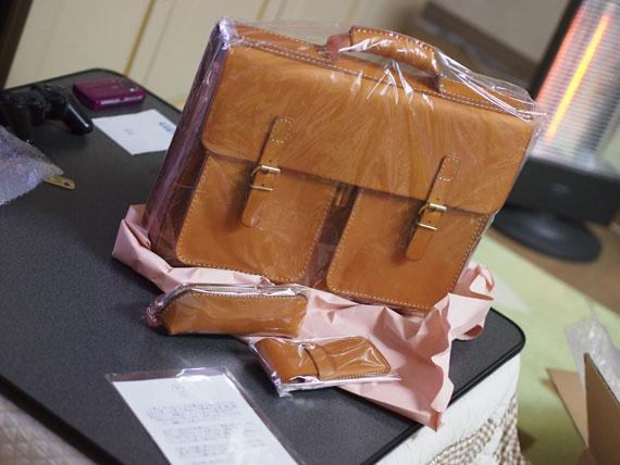 HERZの鞄