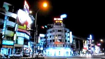 梅花邸1(夜の街)-340