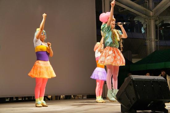 こちらは,同日名古屋での様子です