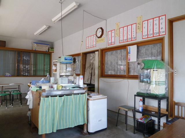 ここ来るときは,松川食堂とセットです