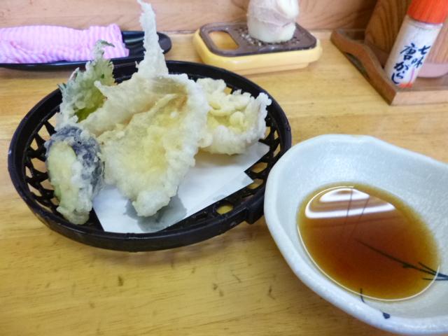 揚げたての天ぷらって,ホントに美味しいでしょ