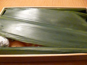 笹の香り成分には抗菌効果があります