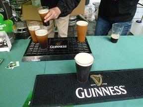 ギネスってアイルランドのビールなんですって