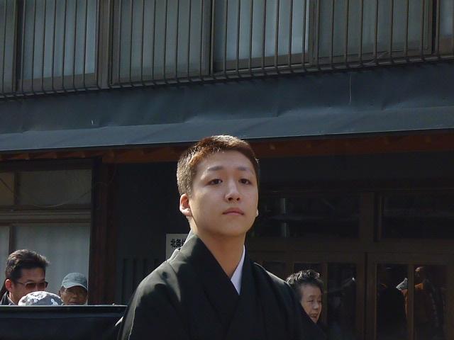 歌六さんの息子さんです