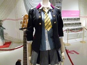 大島優子はベース経験者らしいです