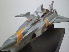 主力戦艦のMJ号です