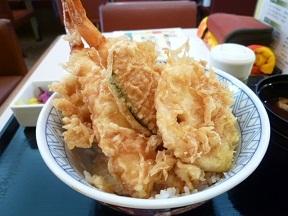 東京の天ぷらはゴマ油で揚げるって,本当なんですね