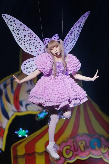 妖精の衣装はきゃっぱちゃんのデザインです