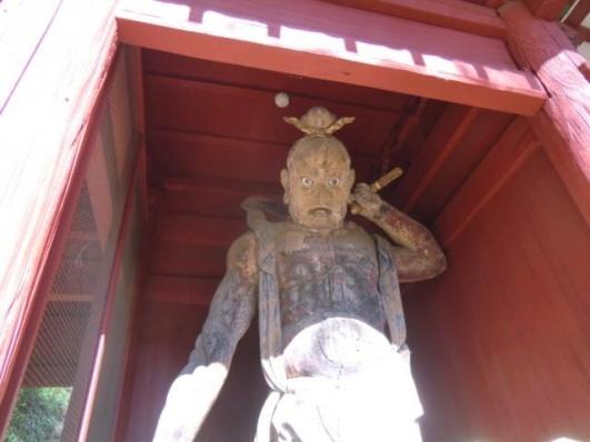 金剛力士像 阿形像